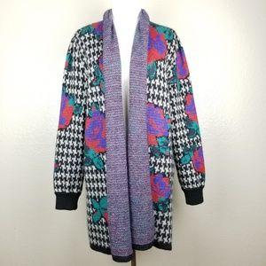 [Vintage] Jaeger Mohair & Wool Blend Sweater